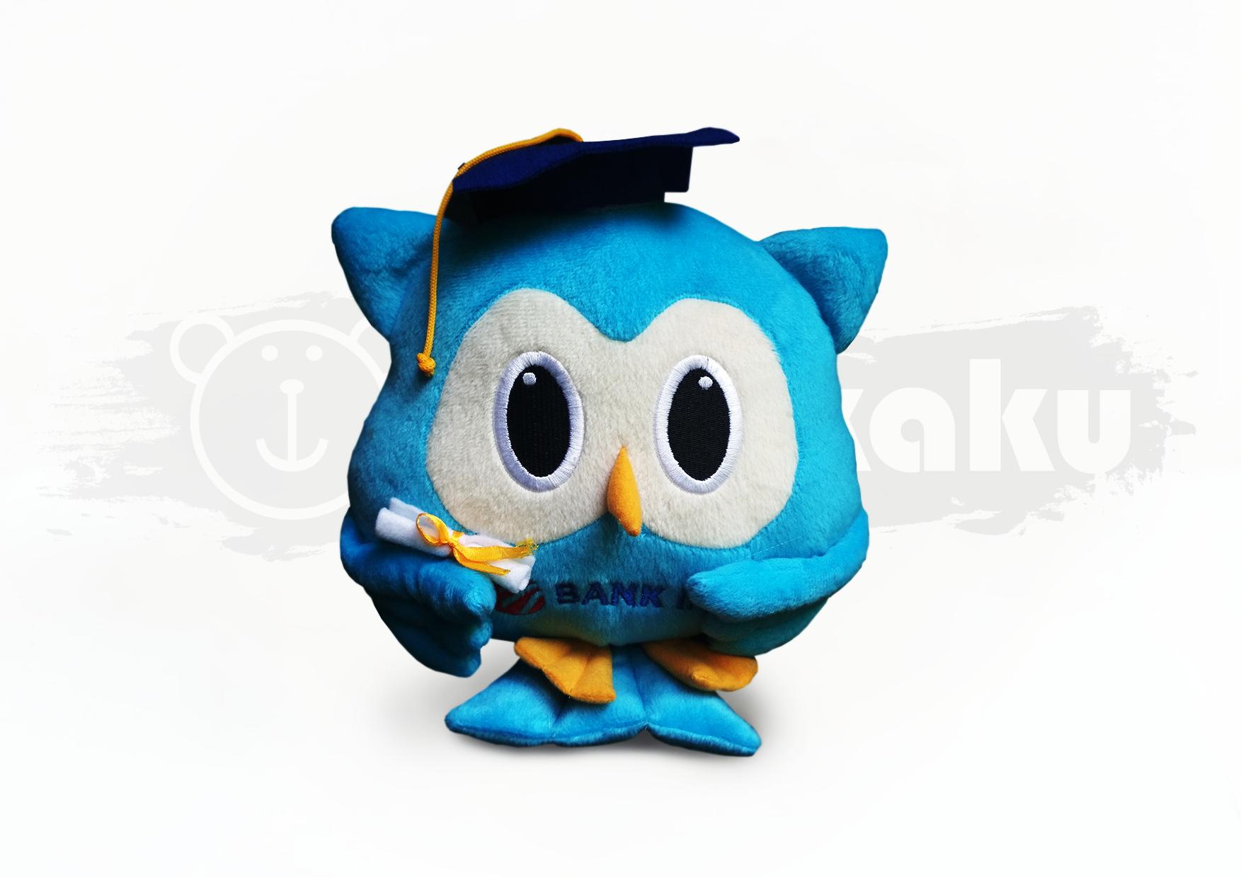 Owl Graduation Series Image
