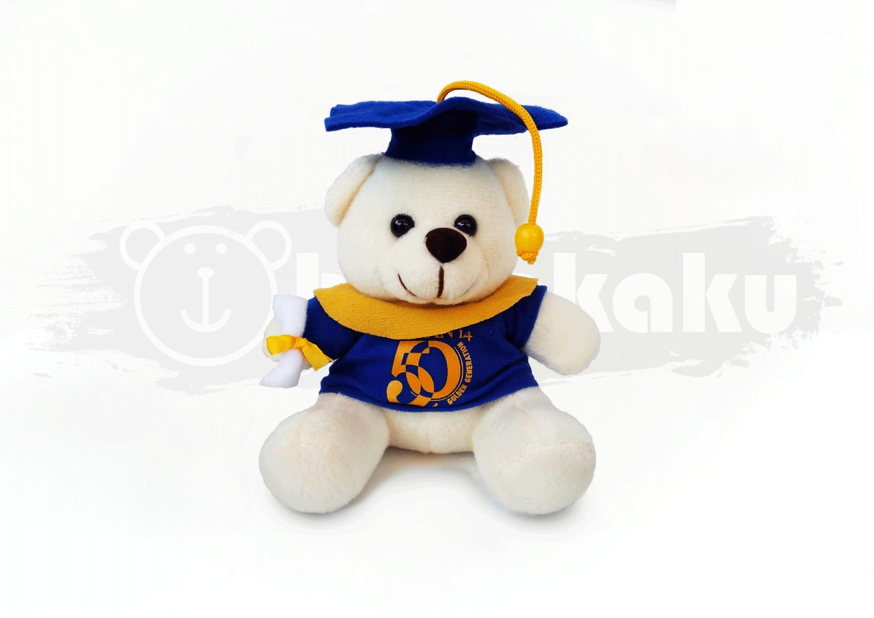 Graduation series - Vico Bear Image