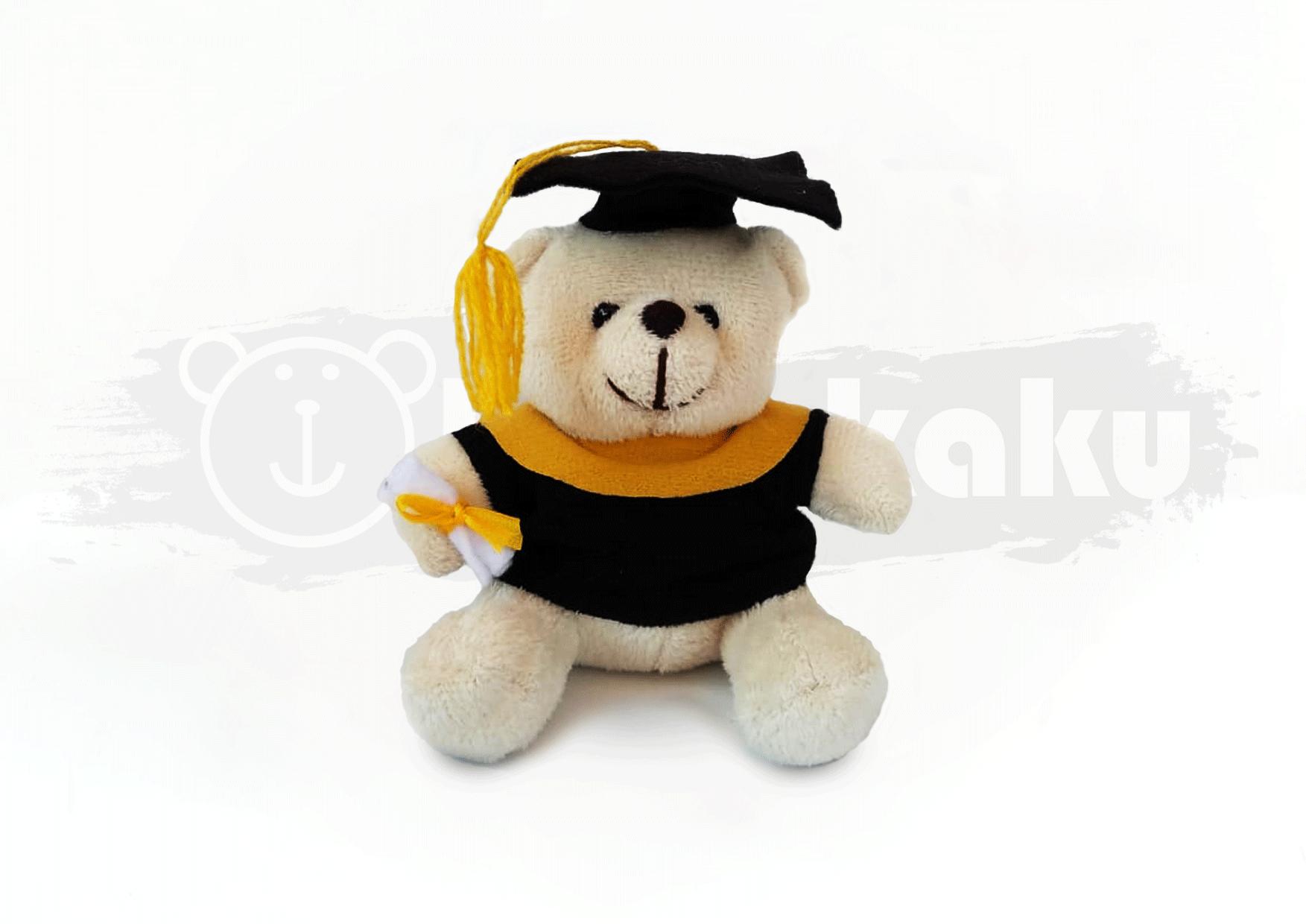 Graduation series - Jeslyn Bear Image