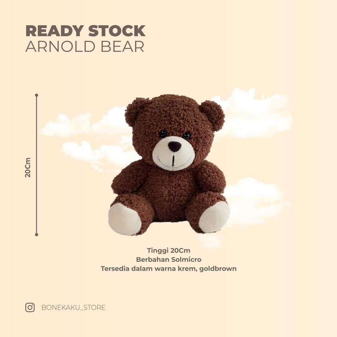 Arnold Bear Image