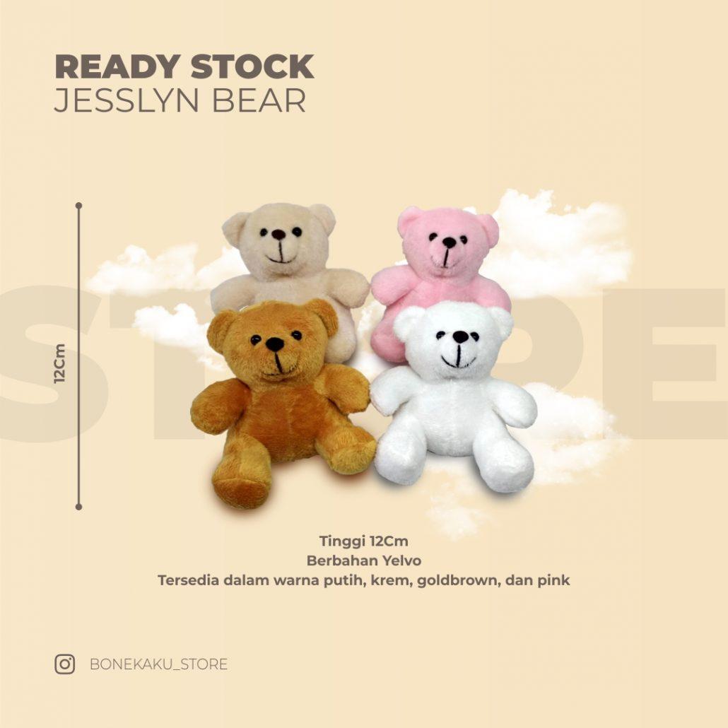 Jesslyn Bear Image