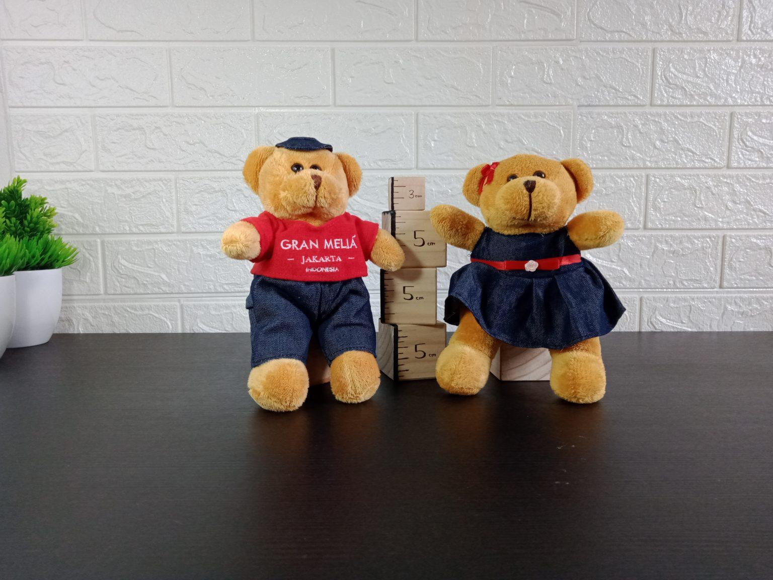 Bear Boy-Girl, 20cm standing